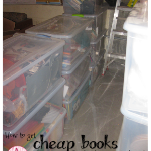 Do You Want Cheap Books For Your Classroom?