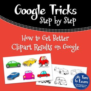 How to Get Better Clipart Results on Google