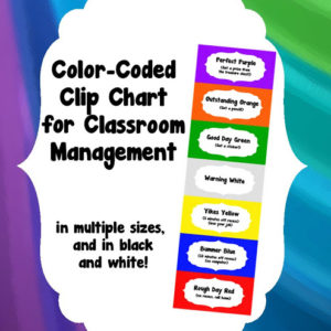 Easy Classroom Management!
