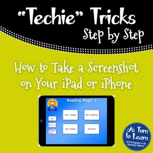How to Take a Screenshot on Your iPad or iPhone