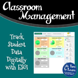 Track Student Data Digitally