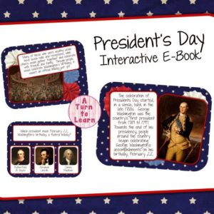 Happy (Belated!) Presidents Day!