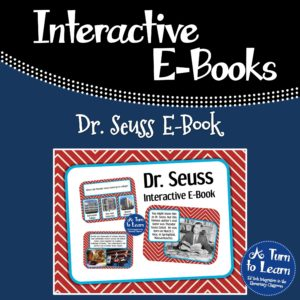 Dr. Seuss Interactive E-Book for Smartboard