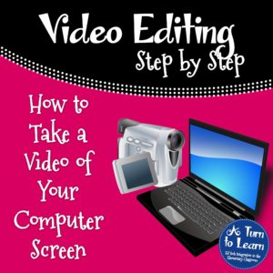 How to Take a Video of Your Computer Screen