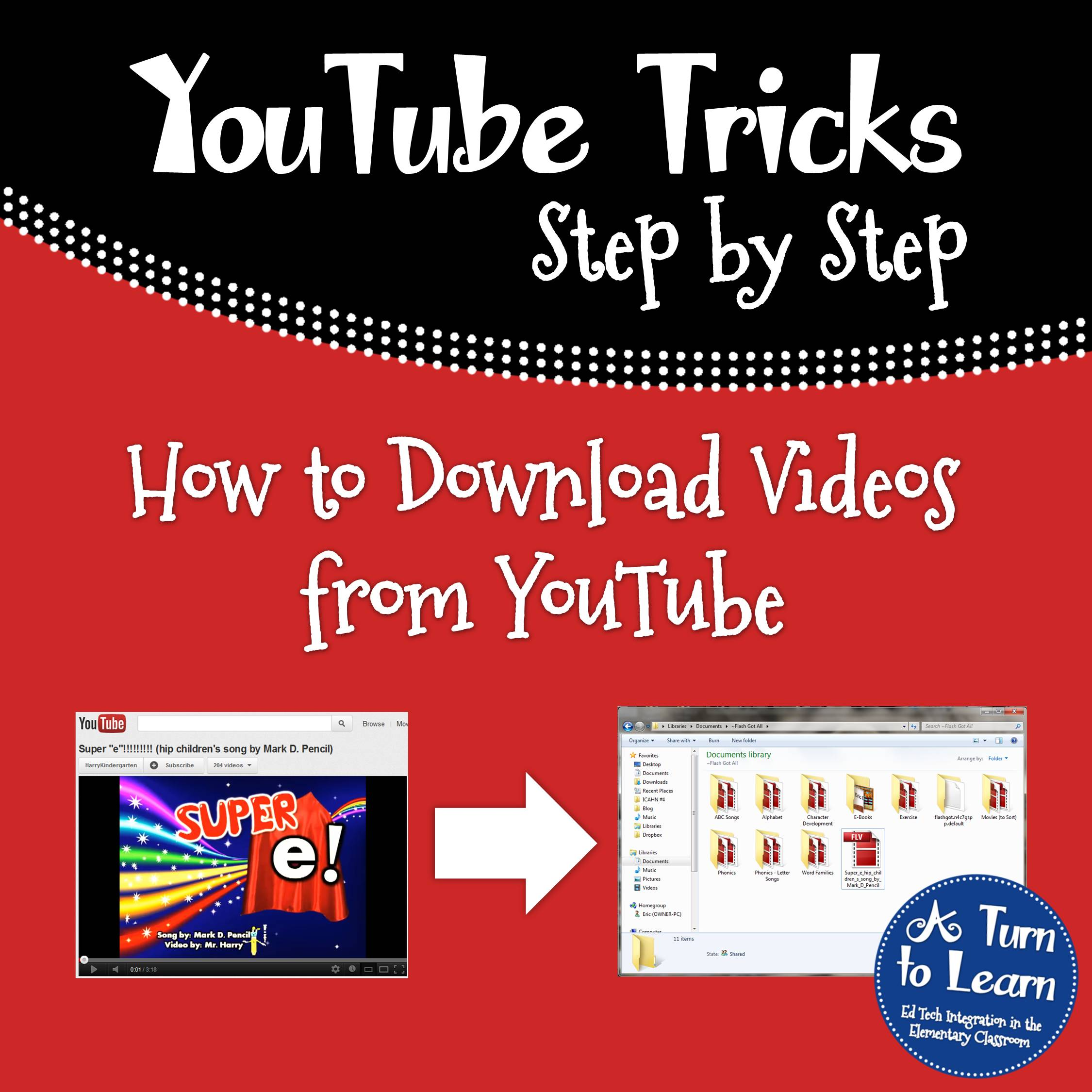 How to Download Videos Off YouTube • A Turn to Learn - photo#13