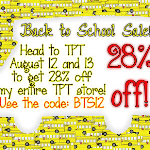 Back to School Borders/Frames! & Back to School Sale!