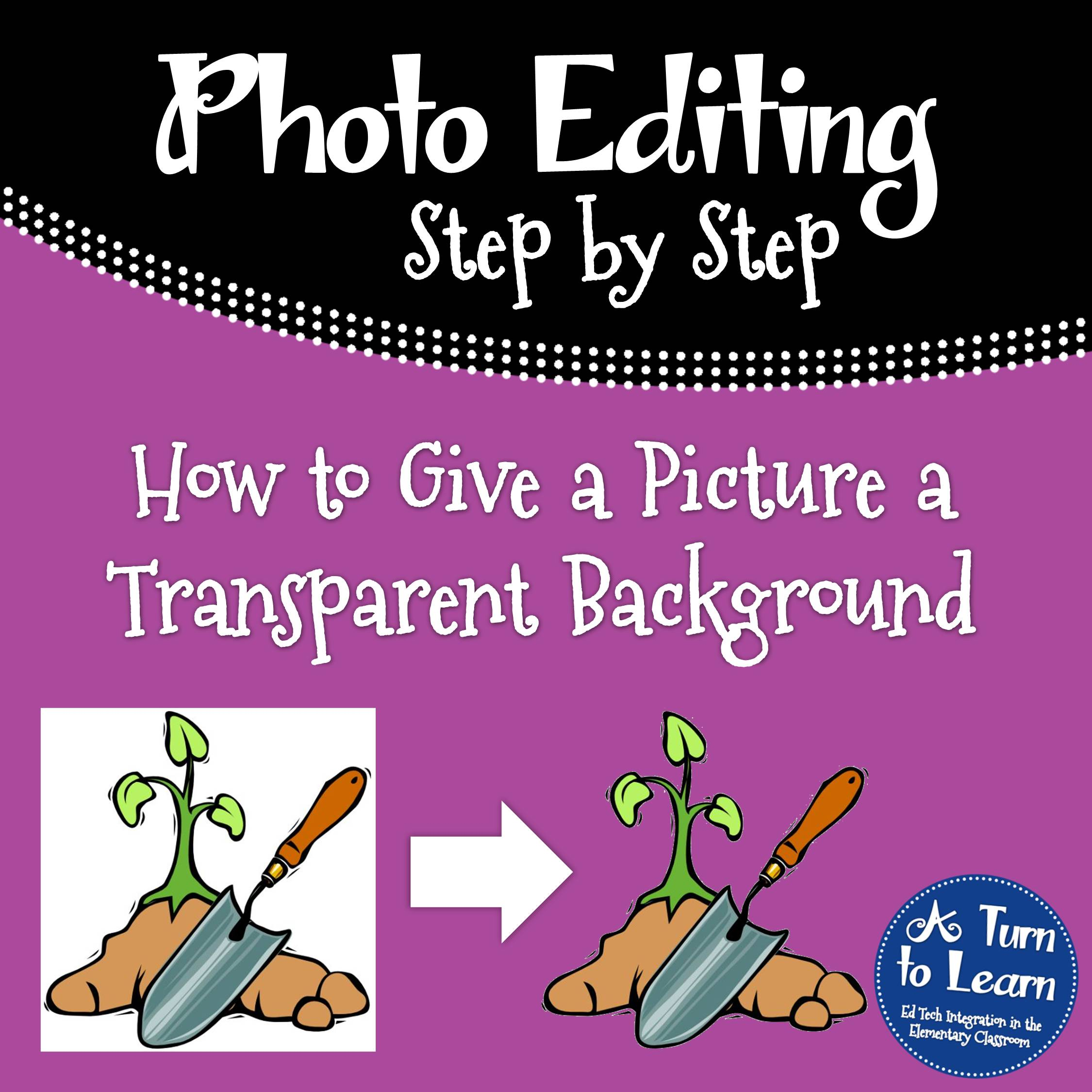 Give Clipart A Transparent Background In Powerpoint A Turn To Learn