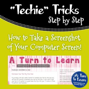 How to Take a Screenshot of Your Computer Screen