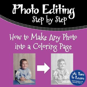 How to Make Any Photo into a Coloring Page