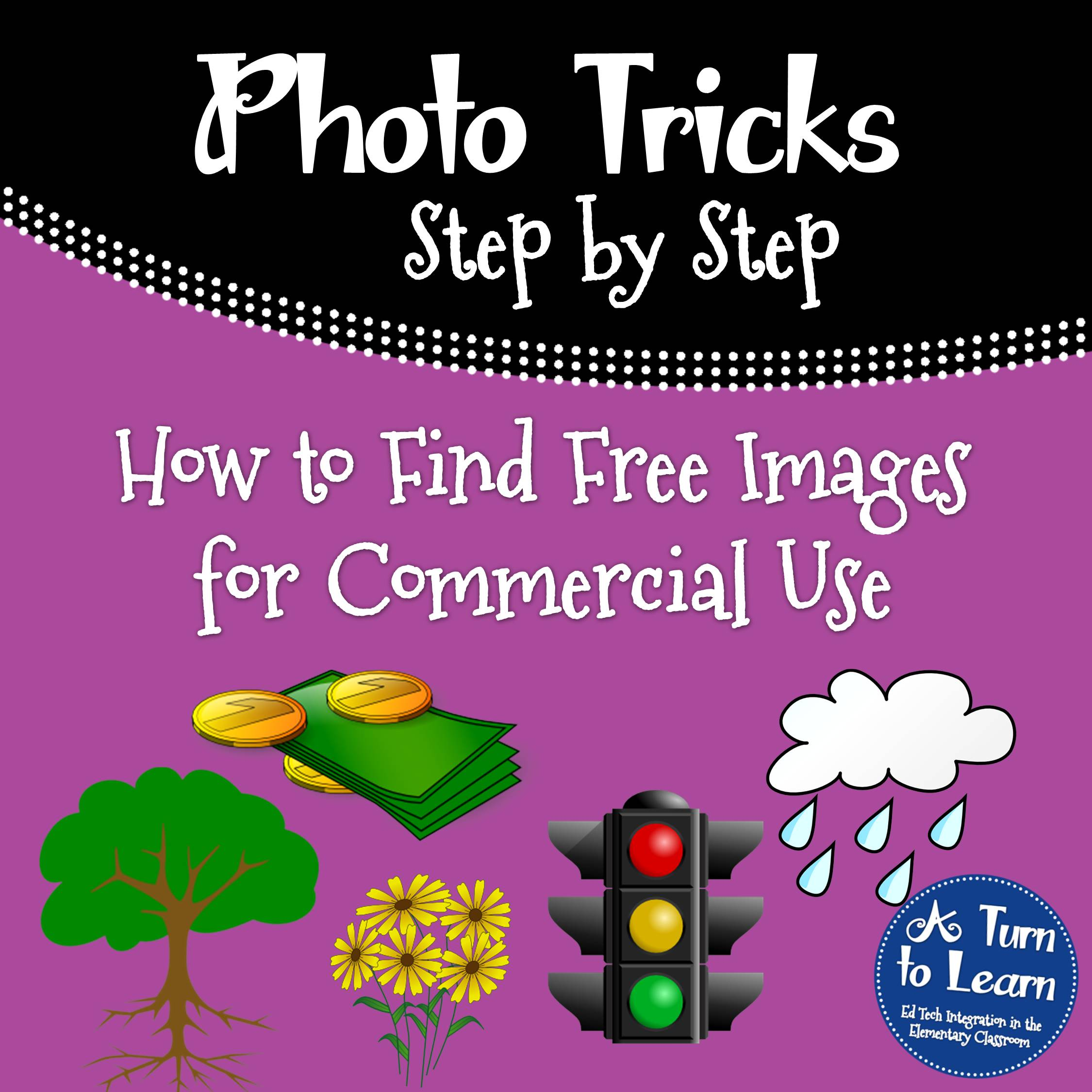 How to Find Free Clipart and Images for Your TPT Items! • A