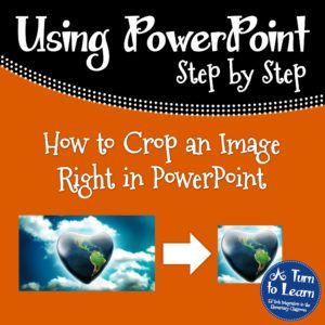 How to Crop a Photo in PowerPoint