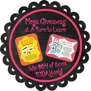 Mega Giveaway! (Today only!!!)
