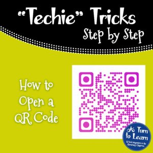 How to Open a QR Code