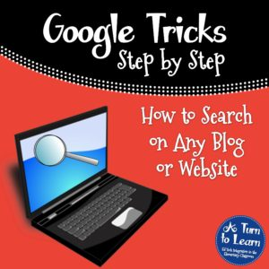 Google Search Trick... How to Search on Any Blog or Website