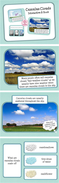 http://www.teacherspayteachers.com/Product/Cumulus-Clouds-Interactive-E-Book-and-Games-for-Smartboard-1170128